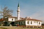 The Mosque in Benkovci village
