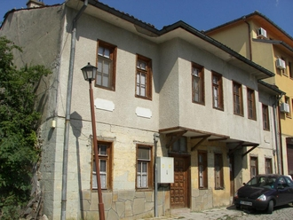 Houses from the Bulgarian National revival period